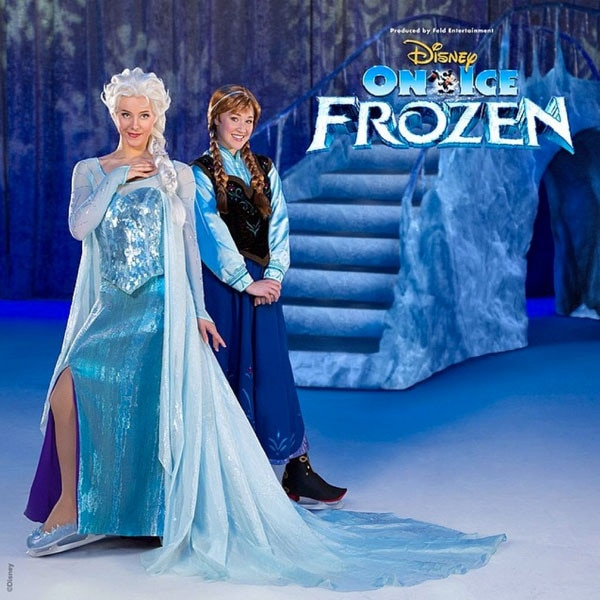 Frozen, Disney on Ice