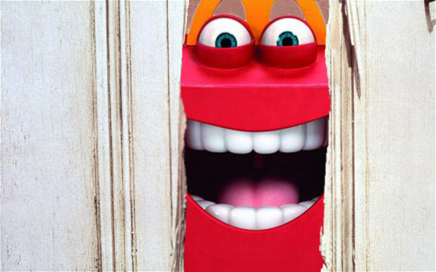The Happying From Mcdonald S Horrifying New Mascot In