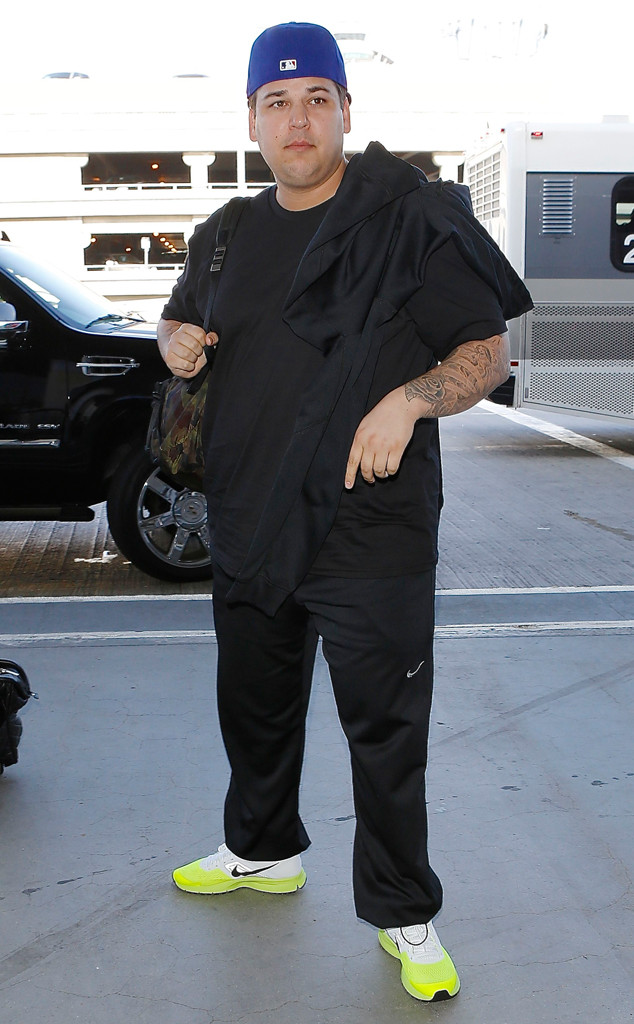 Rob Kardashian, Robert Kardashian