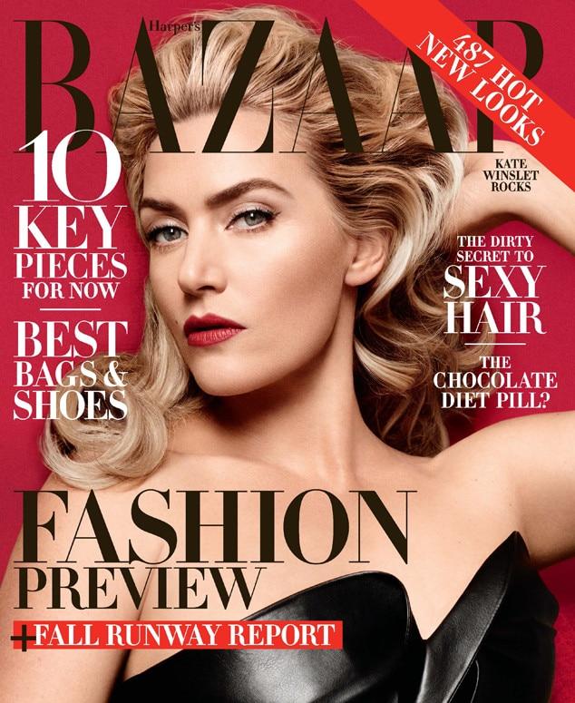 Kate Winslet, Harper's Bazaar