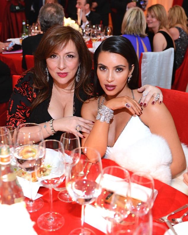 Lorraine Schwartz, Kim Kardashian
