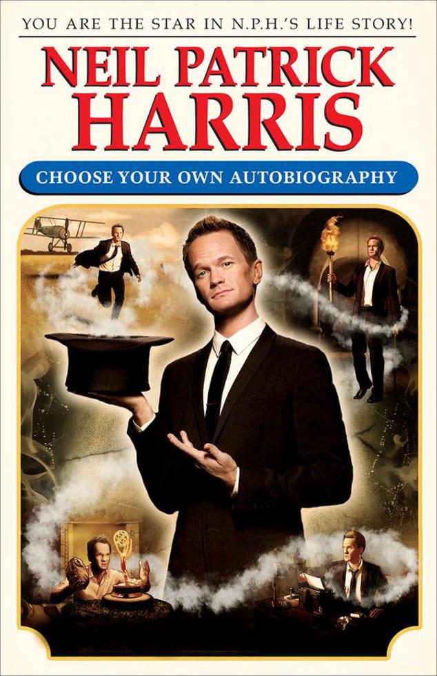 Neil Patrick Harris, Choose Your Own Autobiography