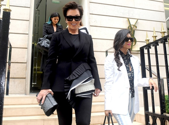 Kris Jenner, Kourtney Kardashian, Kylie Jenner