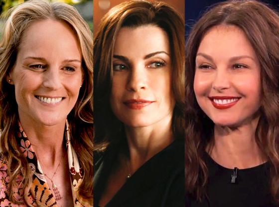 Helen Hunt, Ashley Judd, Julianna Margulies