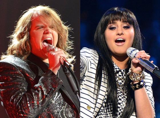 American Idol, Caleb Johnson, Jena Irene