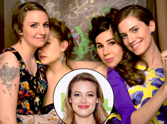 Girls, Gillian Jacobs