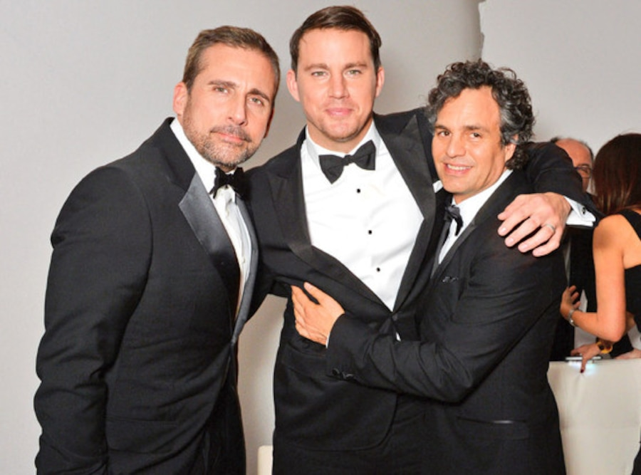 Steve Carell, Channing Tatum, Mark Ruffalo, Cannes