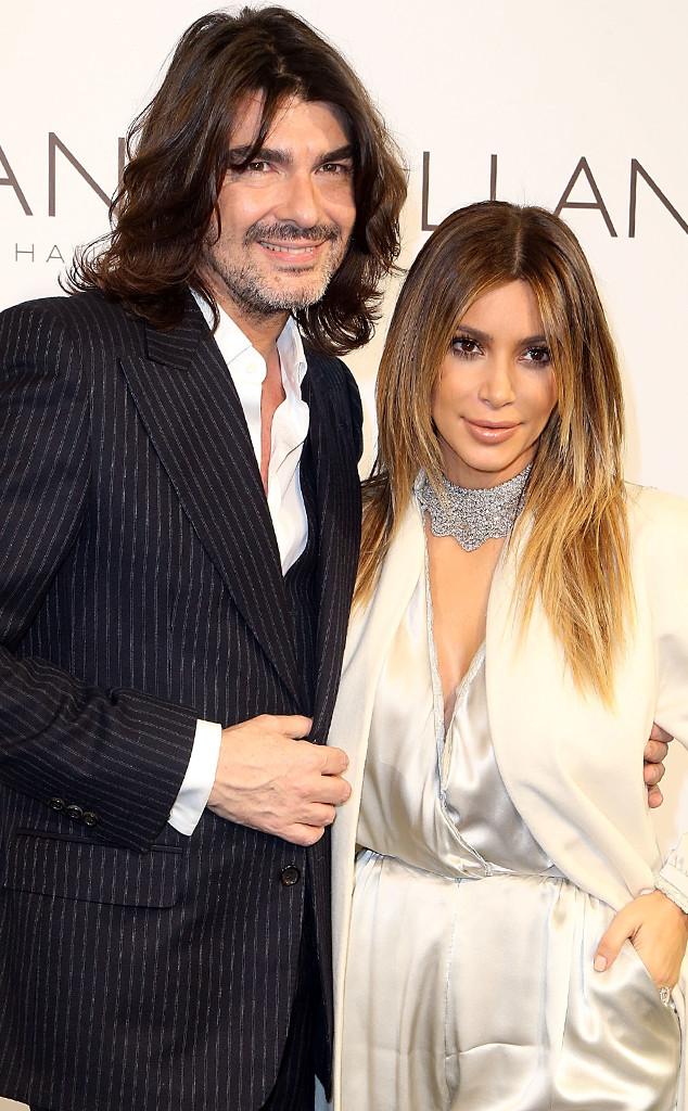 Stephane Rolland, Kim Kardashian