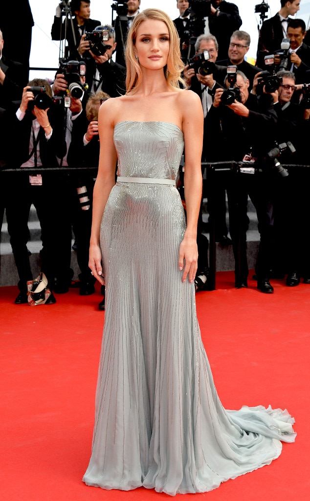 Rosie Huntington-Whiteley, Cannes