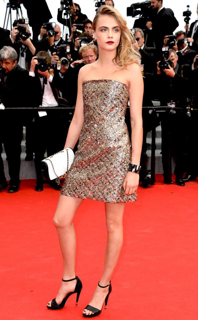 Cara Delevingne, Cannes