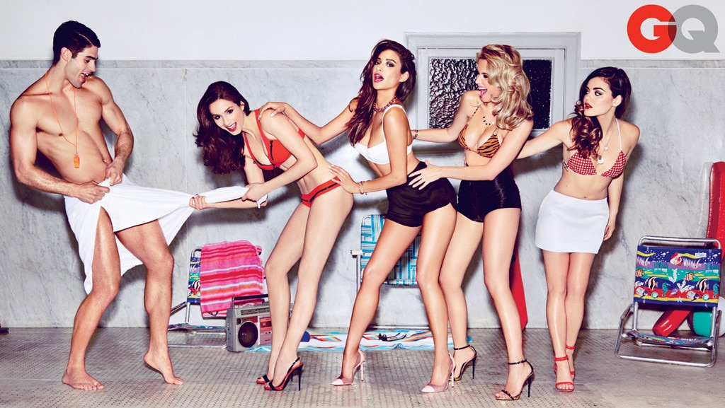 Pretty Little Liars, GQ