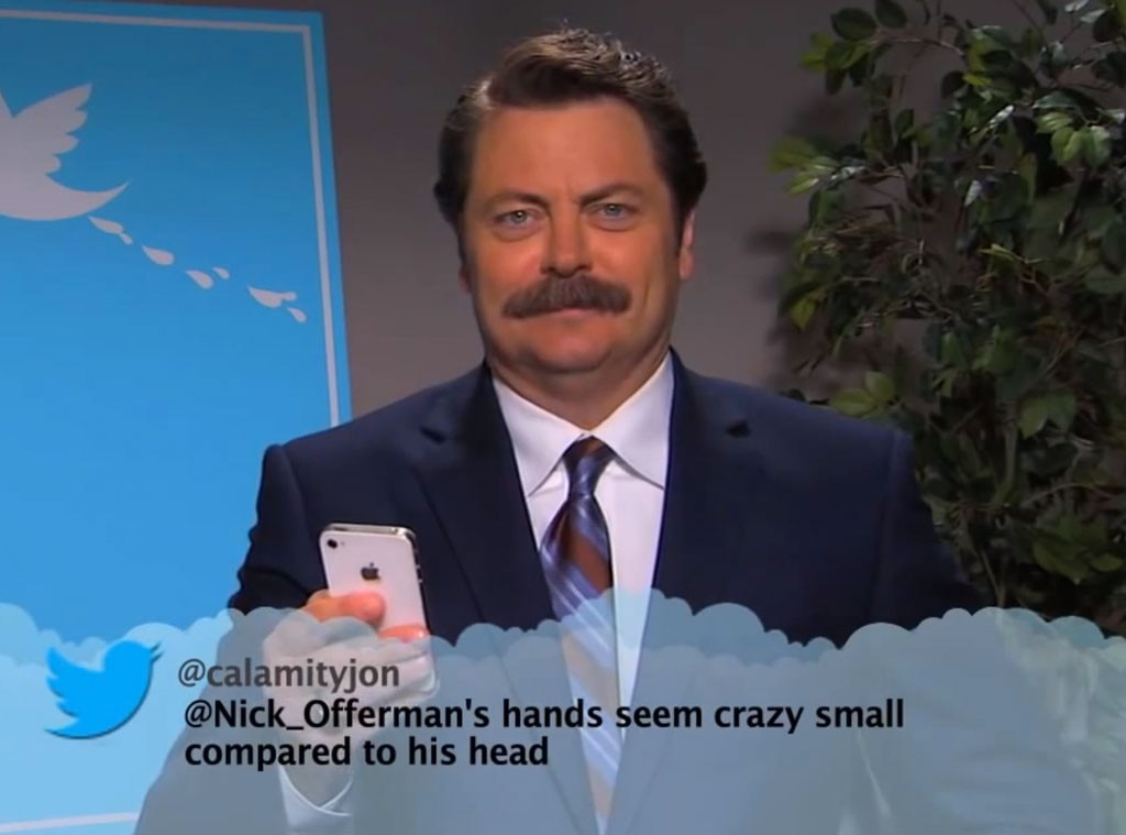 Jimmy kimmel mean celebrity tweets music