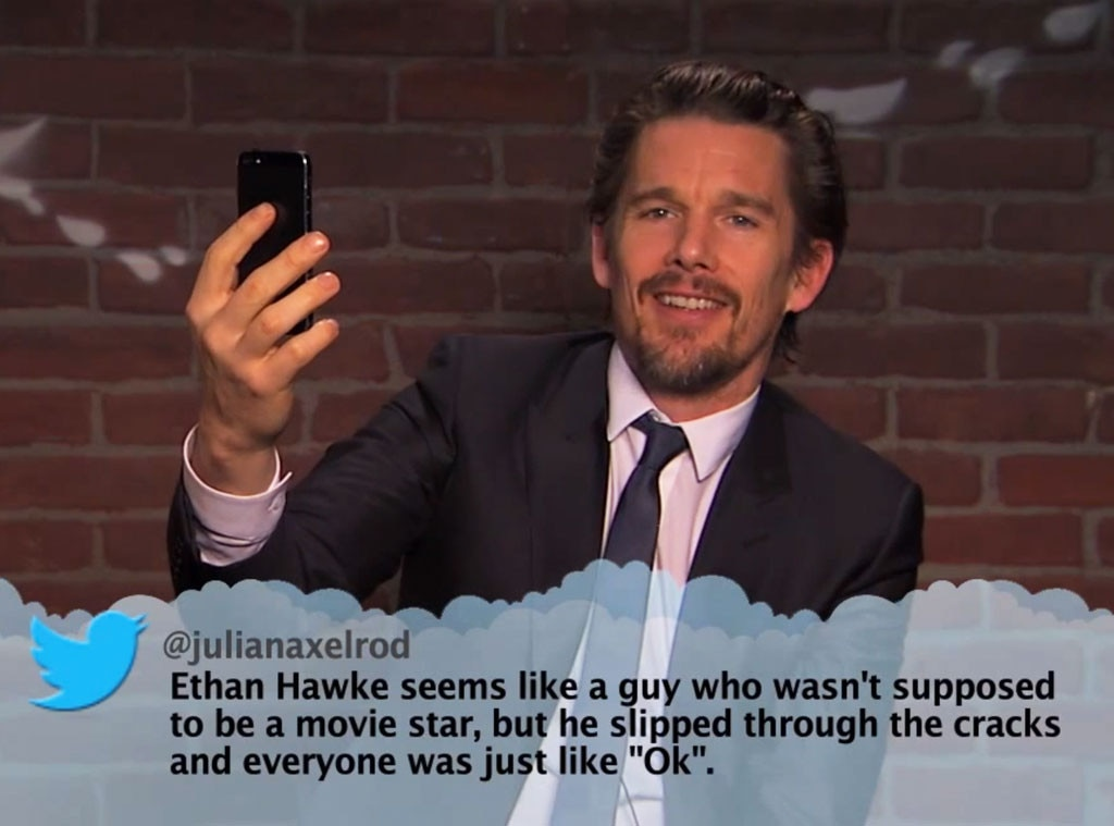 Celebrities Read Mean Tweets #3 - YouTube