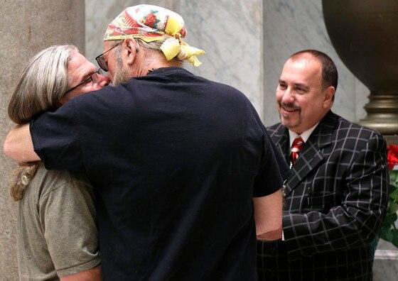 Gay Marriage, Arkansas