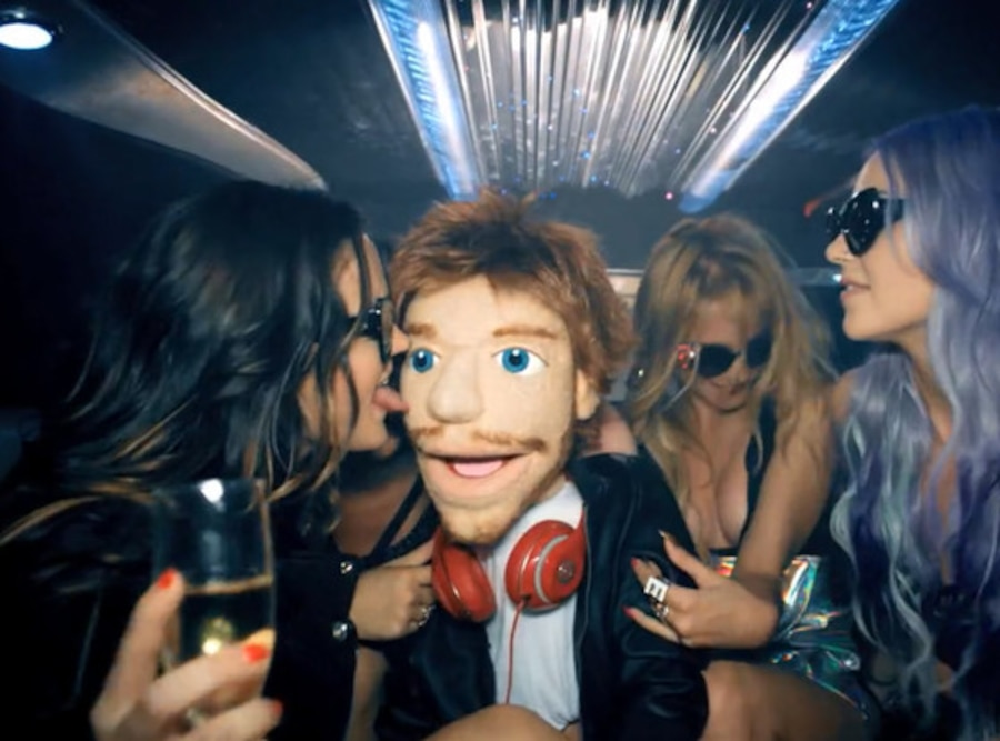 Ed Sheeran, Sing Video