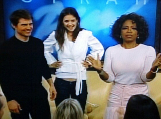 Tom Cruise, Oprah Winfrey