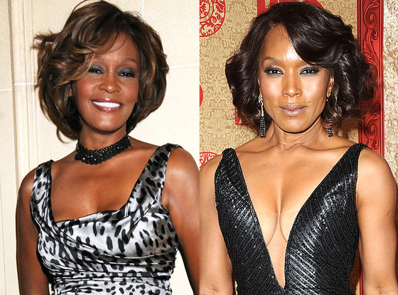 Whitney Houston, Angela Bassett