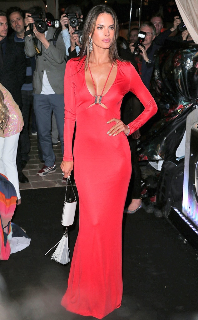 Alessandra Ambrosio, Cannes