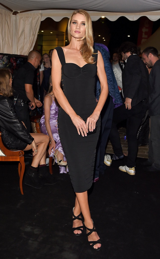 Rosie Huntington-Whiteley, Cannes
