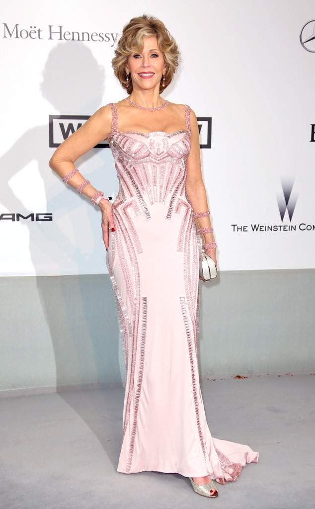 Jane Fonda, Cannes