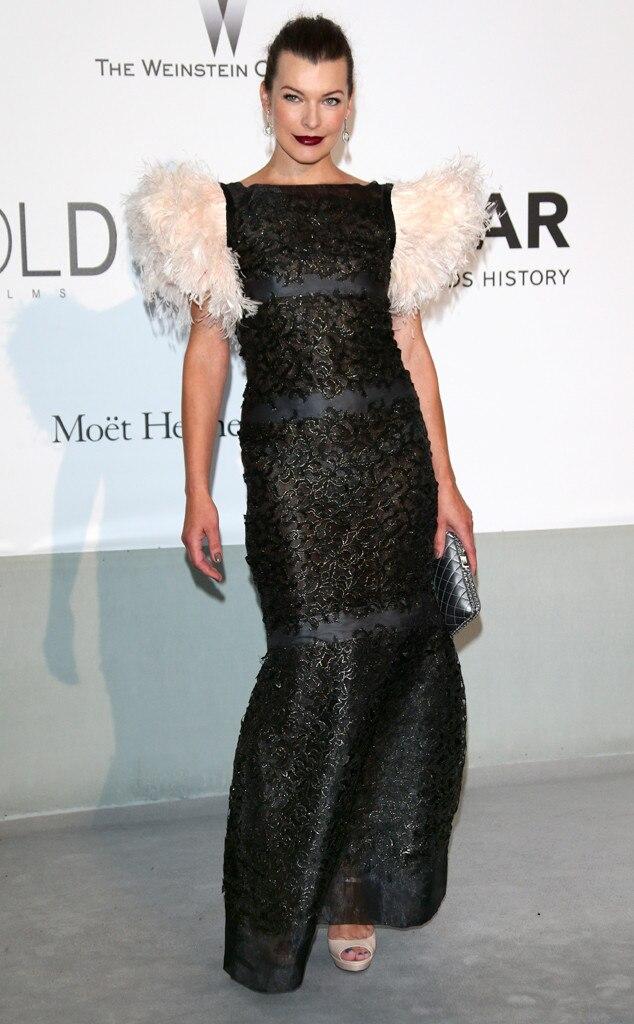 Milla Jovovich, Cannes
