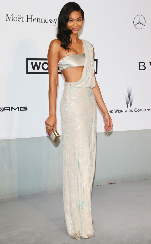 Chanel Iman, Cannes