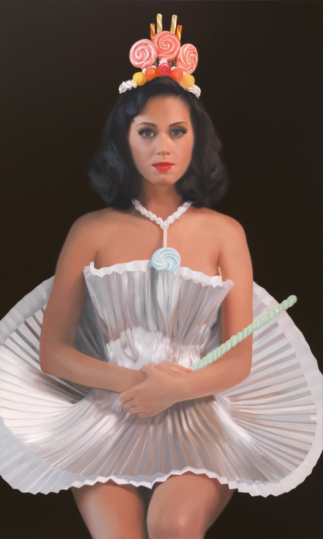"Katy Perry, ""Cupcake Katy"" National Portrait"