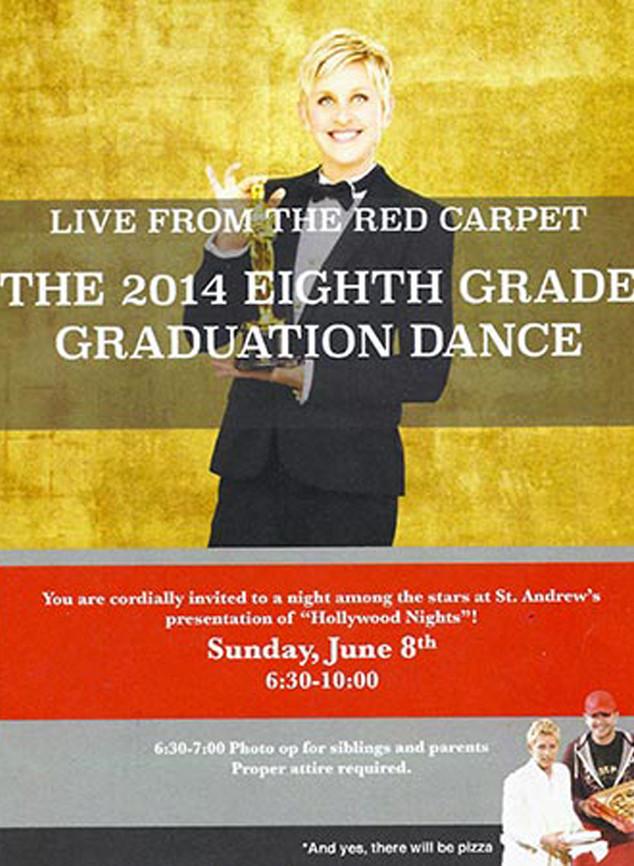 Ellen DeGeneres, Dance Invite