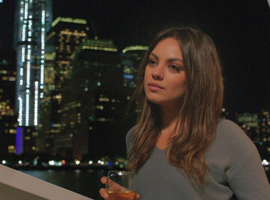 Mila Kunis, THE ANGRIEST MAN IN BROOKLYN