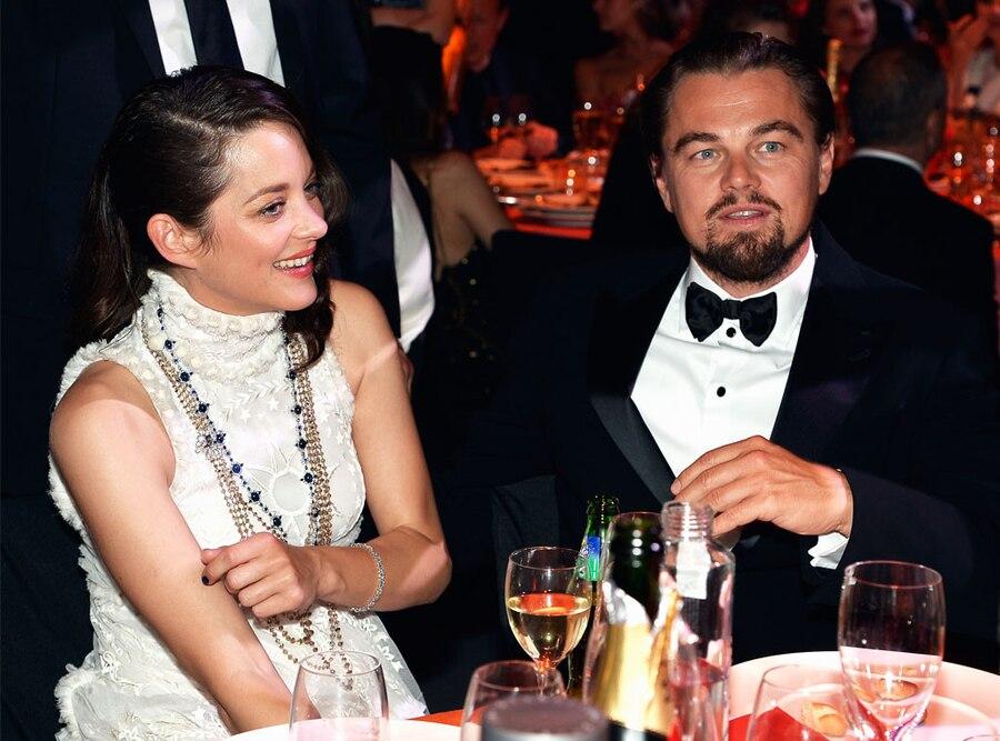 Leonardo DiCaprio, Marion Cotillard