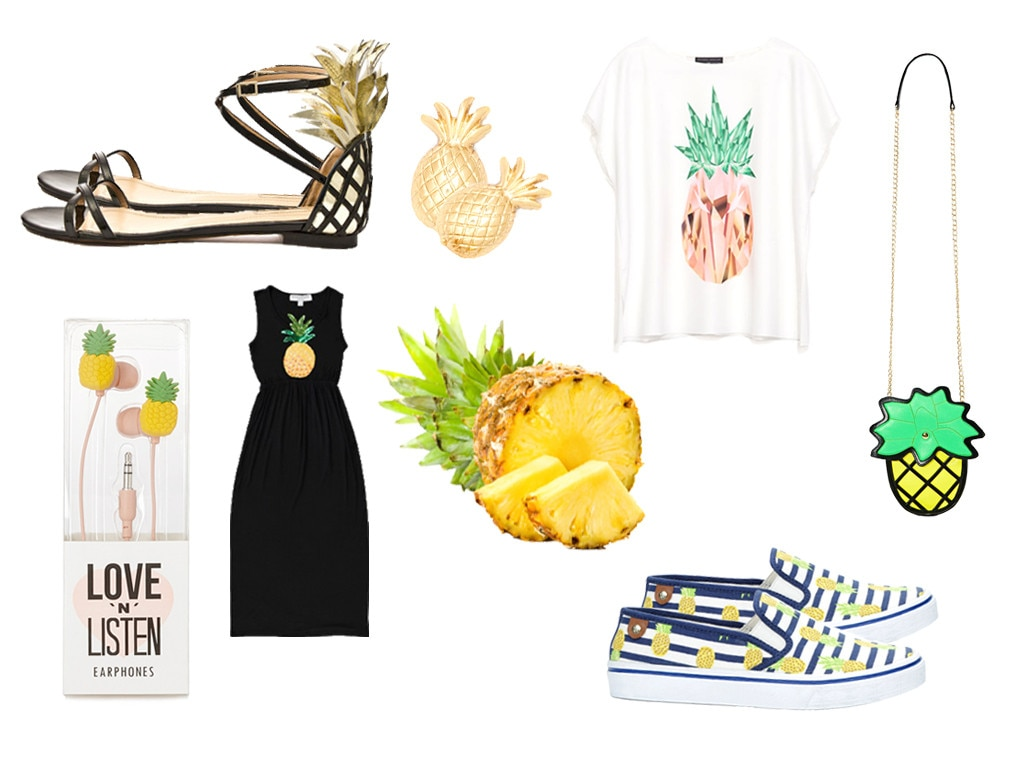 Monday Muse, Pineapple