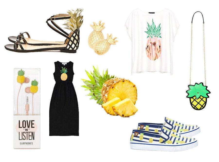 Monday Muse, Pineapple