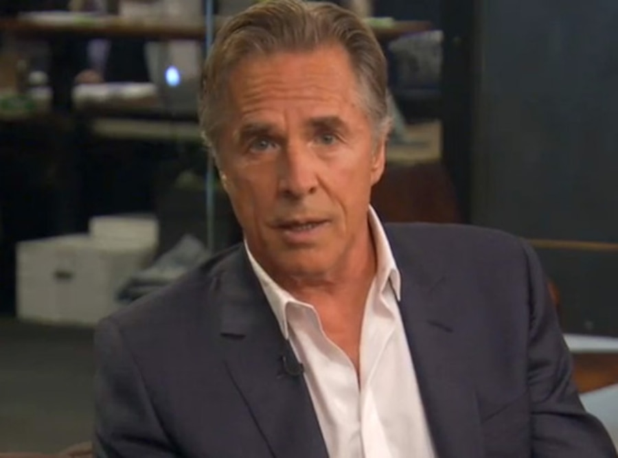 Don Johnson, HuffPost Live