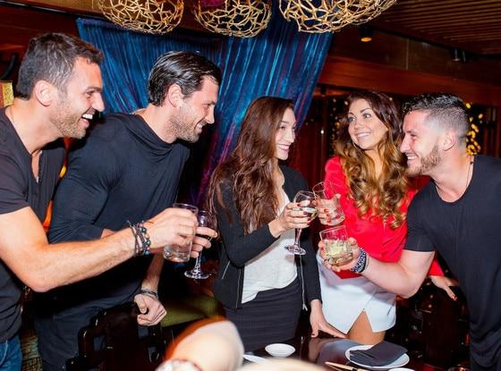 Meryl Davis Boyfriend Meryl And Maks Have Said They Are: Maksim Chmerkovskiy And Meryl Davis Do Dinner In NYC