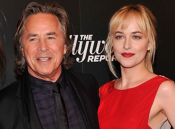 Don Johnson, Dakota Johnson