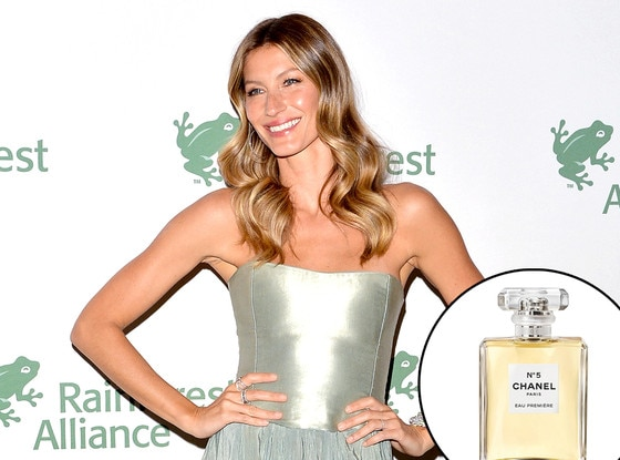 Gisele Bundchen, Chanel No.5