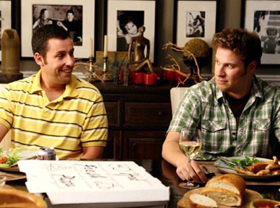 Seth Rogen, Adam Sandler, Funny People