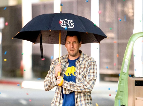 Bedtime Stories, Adam Sandler