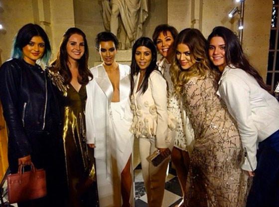 Lana Del Rey, Kardashian Jenner Instagram
