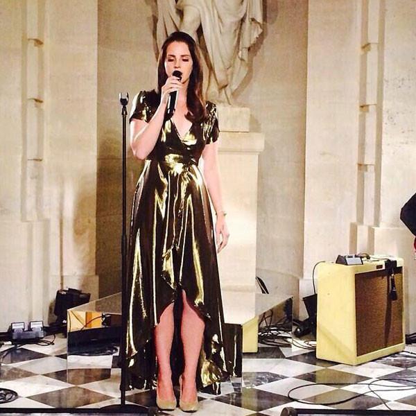 Lana Del Rey, Twitter