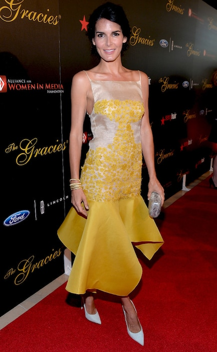 Angie Harmon, Gracie Awards