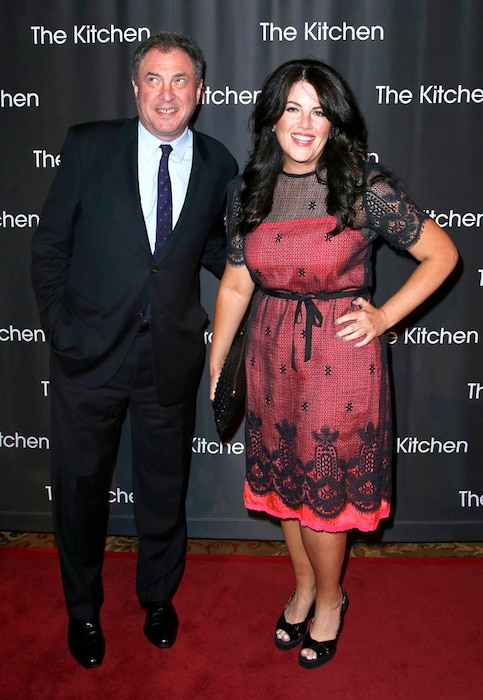 Monica Lewinsky, David Friend