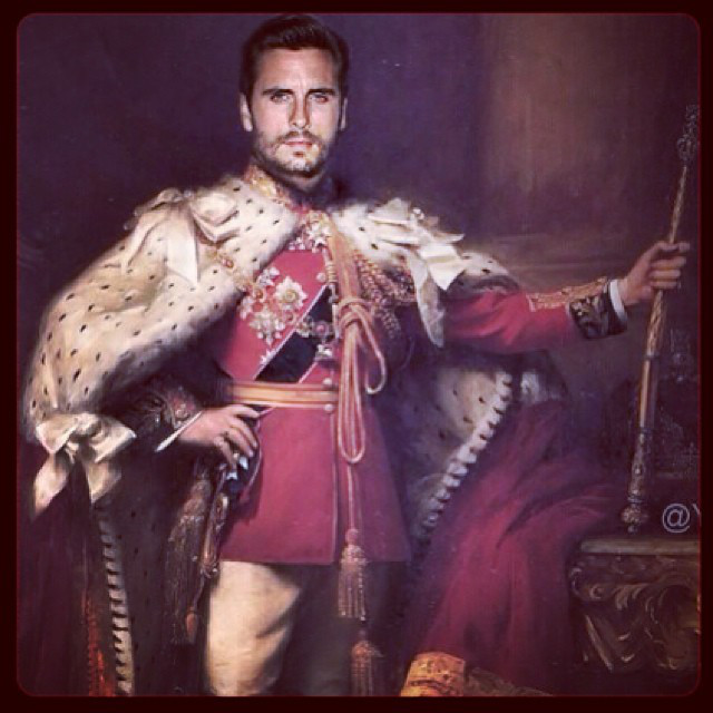 Scott Disick Is the Most Interesting Man in the World
