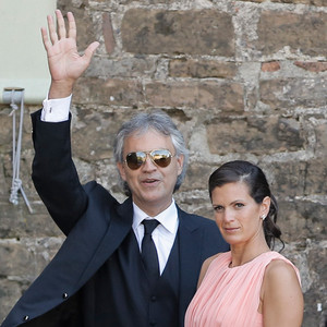 Andrea Bocelli, Kimye Wedding Guests