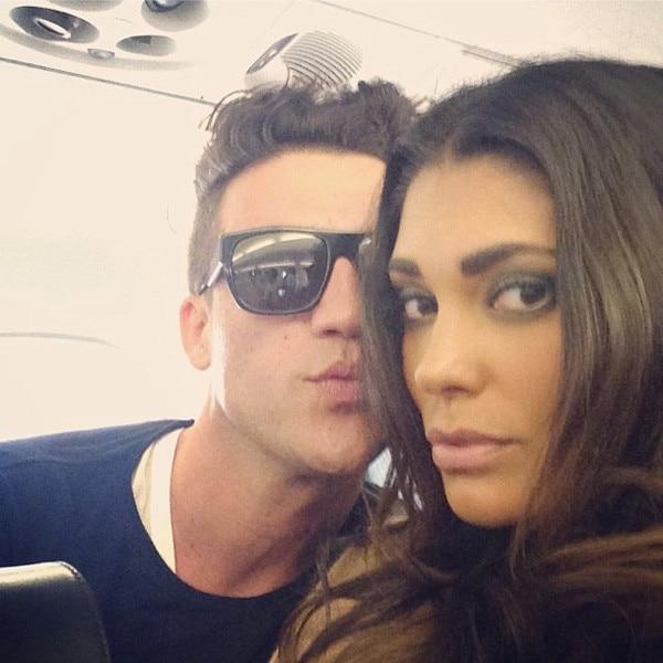 Michael Silva, Kim Kardashian, Kanye West, Wedding Instagrams