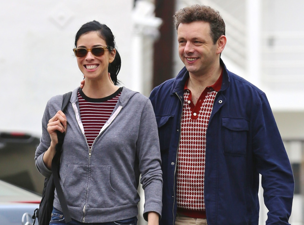 Sarah Silverman and Michael Sheen Enjoy a Romantic ...