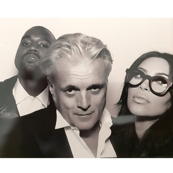 Giuseppe Zanotti, Kim Kardashian Kanye West, Kimye Wedding