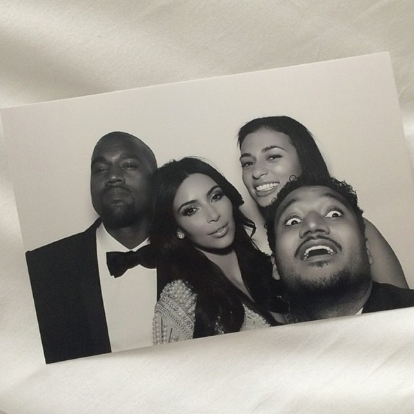 Kim Kardashian Kanye West, Kimye Wedding