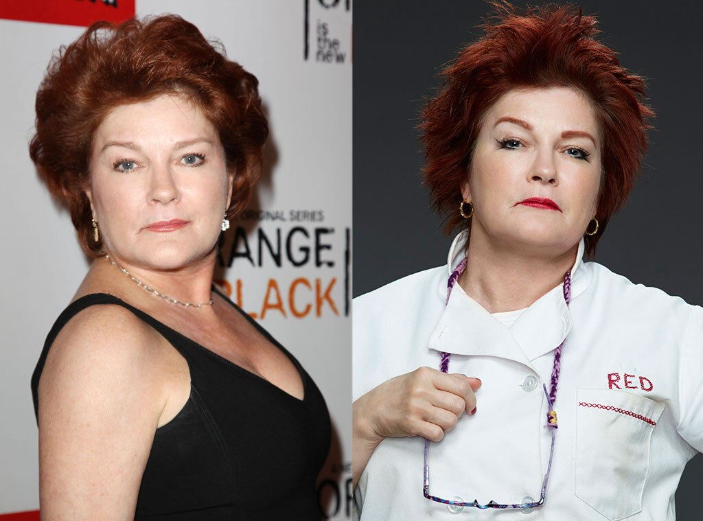 Orange is the New Black, Kate Mulgrew