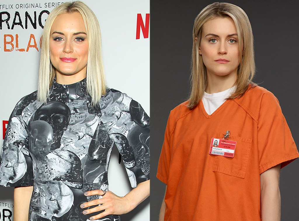 Orange is the New Black, Taylor Schilling
